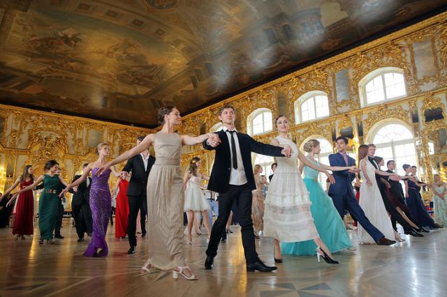 В Петербурге открывается Международный балетный конкурс Vaganova-PRIX