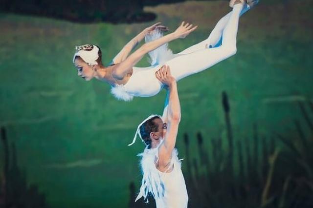 Балет «Легенда о Лебедином озере и Гадком Утенке»