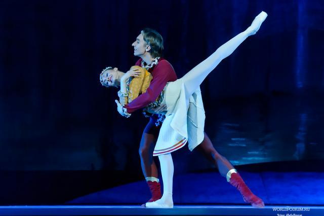 Балет «Снегурочка» на сцене Государственного Кремлёвского Дворца