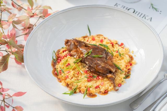 ЗОЖ и тыквы — новинки осеннего меню ресторана «Клюшка»