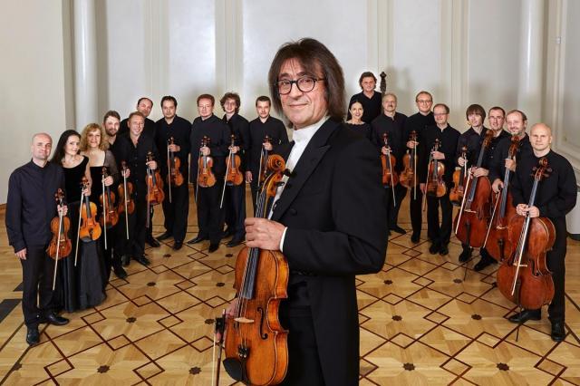 Юрий Башмет и «Солисты Москвы» дважды выступят в цикле к 100-летию Петербургской филармонии
