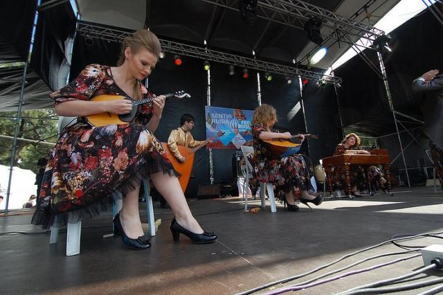Фестиваль российской культуры Feel Russia пройдет в Баварии