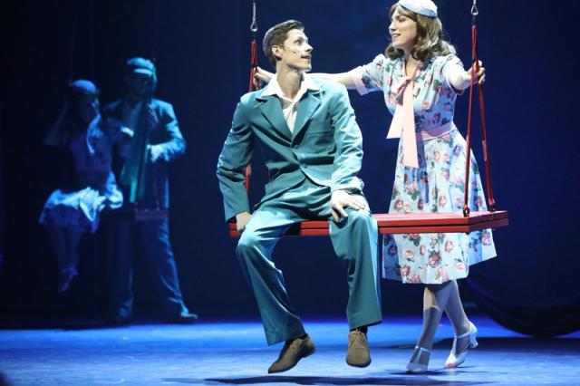 «Жизнь прекрасна!» - вдохновенное музыкальное ревю в Московском театре Мюзикла