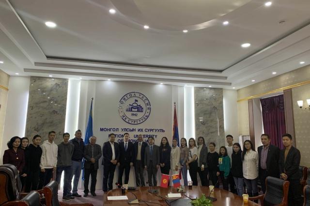 Общественность Кыргызстана и Монголии обсудила культурное родство