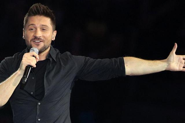 Сергей Лазарев представил русскоязычную версию песни Scream