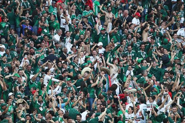 ФИФА открыла дело в отношении Мексики из-за поведения фанатов на матче ЧМ