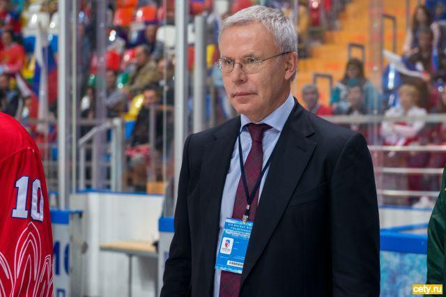 Вячеслав Фетисов снова сыграл за «Молодежку»