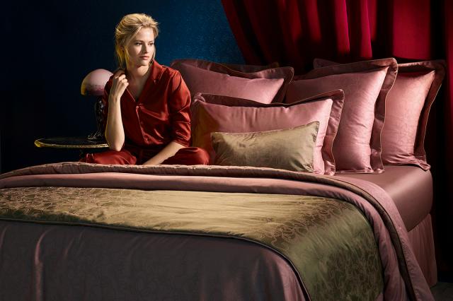 Коллекция постельного белья Yves Delorme осень-зима 2020