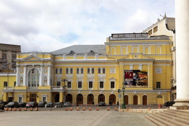 Все «Повести Белкина» циклом спектаклей всего за один день покажет Российский академический Молодежный театр