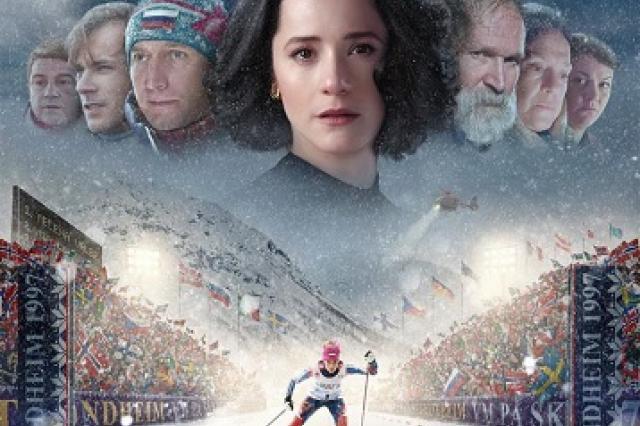 Премьера трейлера честного спортивного байопика о Елене Вяльбе