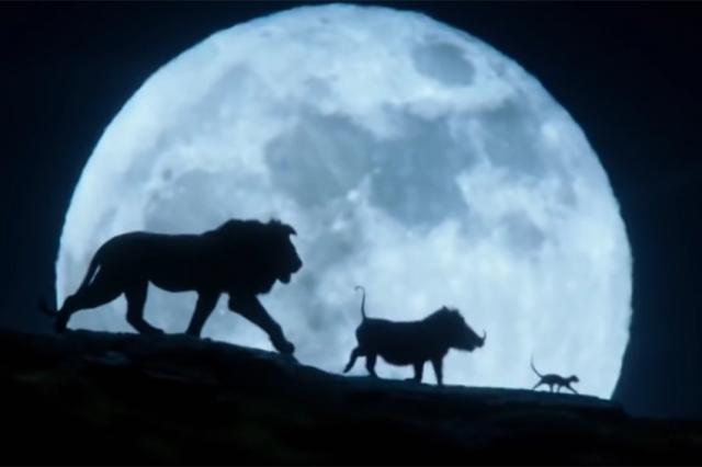 """Новый """"Король лев"""" будет на полчаса длиннее оригинала"""