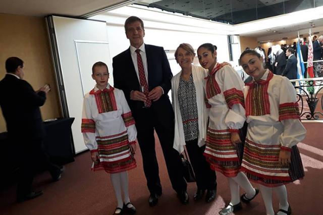 В Аргентине прошел прием по случаю Дня Независимости Белоруссии