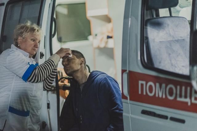 Милош Бикович получил ранение на съемках фильма
