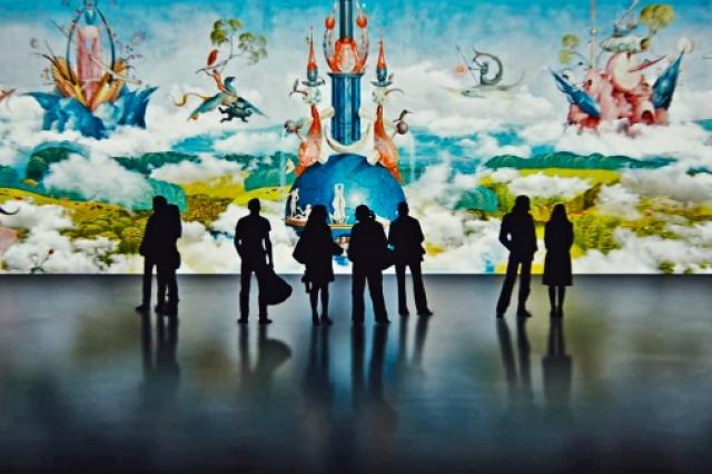 Фантастика нидерландских художников