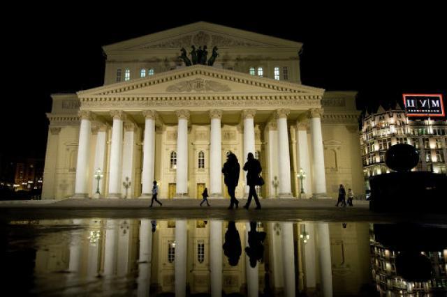 """В Большом театре состоится концерт благотворительного фонда """"Артист"""""""