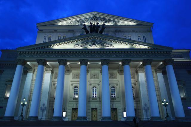 """Проект молодых хореографов """"Лица"""" показали в Большом театре"""