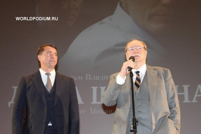 Владимир Бортко рассказал о нереализованном сценарии фильма «Сталин»