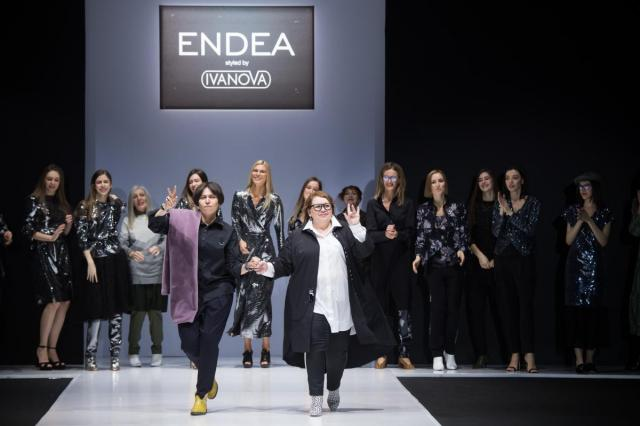 ENDEA styled by IVANOVA в рамках Moscow Fashion Week