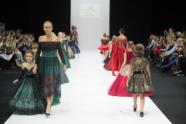 KIBOVSKAYA на Moscow Fashion Week