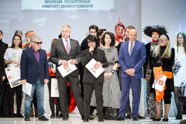 Конкурс «Точка РУ» на неделе моды в Москве