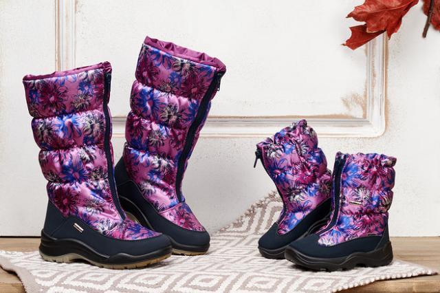 Зимняя обувь Skandia - 100% комфорта для женщин и детей