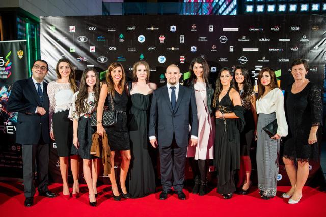 В столице Ливана Бейруте, завершился Первый фестиваль Российского кино «5 лет за 5 дней»