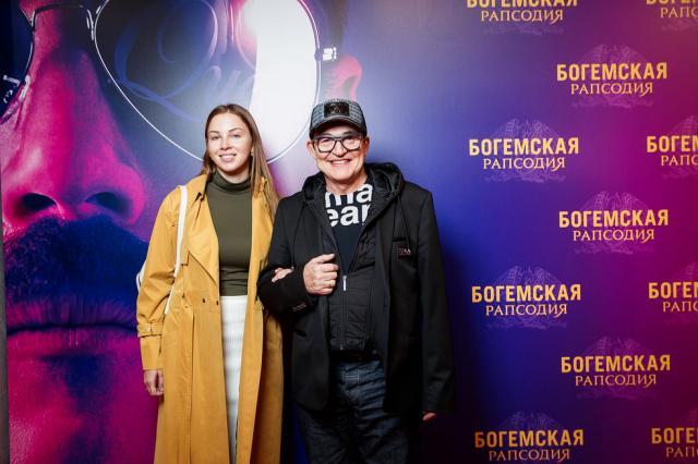 Российские звёзды подпевали «Богемской Рапсодии»