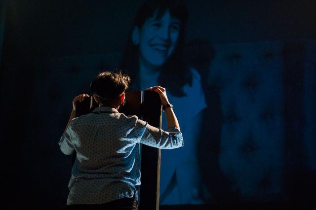 Спектакль «Будущее.doc» и сериал «Школа» 1 сентября на сцене Театра.doc