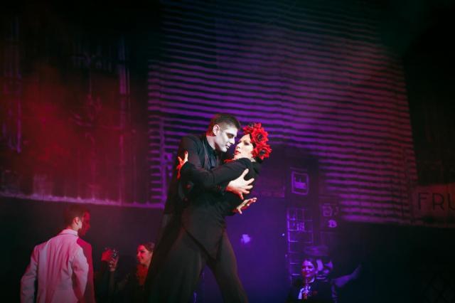 Опера в стиле танго. «Мария де Буэнос-Айрес»