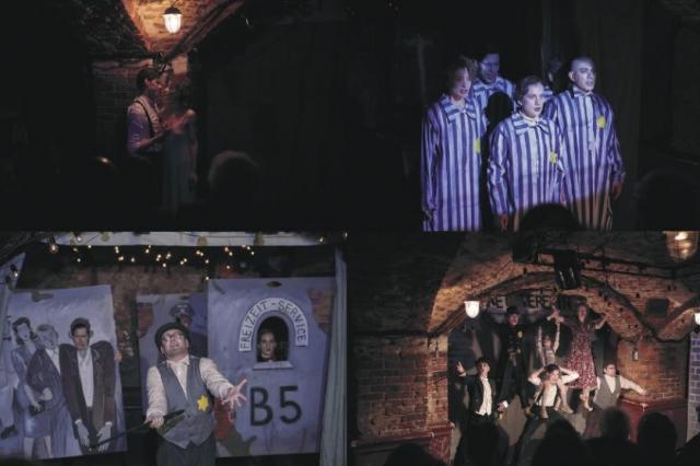 «Кабаре Терезин» - музыкальный спектакль по произведениям узников нацистского концлагеря Терезиенштадт