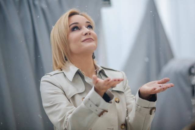 Татьяна Буланова сняла клип на песню Михаила Гуцериева