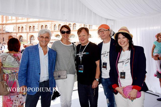 Игорь Бутман и Московский джазовый оркестр представит на фестивале две программы с всемирно известными джазменами