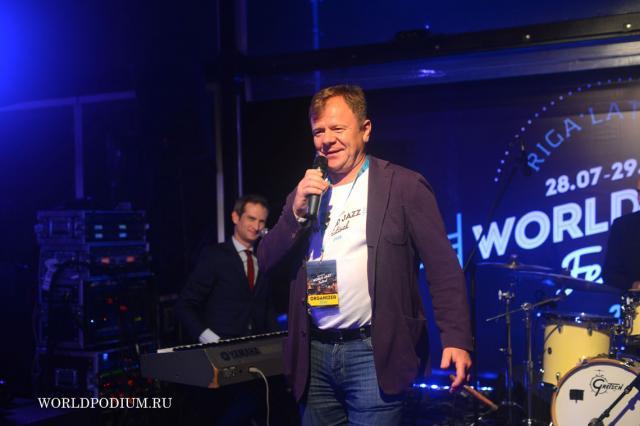 Ноябрь в клубе Игоря Бутмана на Таганке