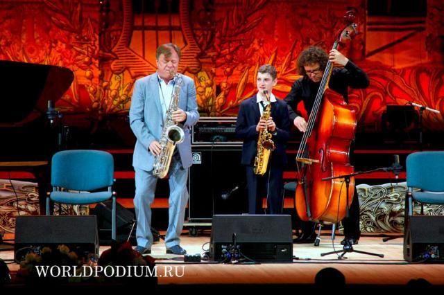 """VII Международный фестиваль """"Jazzовые сезоны"""""""
