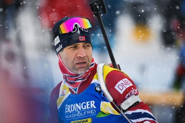 Восьмикратный олимпийский чемпион Бьорндален не выступит на ОИ-2018