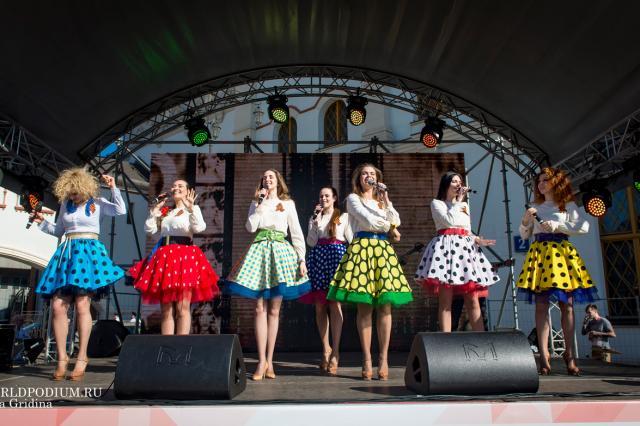 «Хор Турецкого» и арт-группа Soprano приняли участие в акции «Песни Победы»
