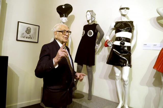 «Дом Пьера Кардена»: подробности о документальном фильме, посвящённом Великому модельеру