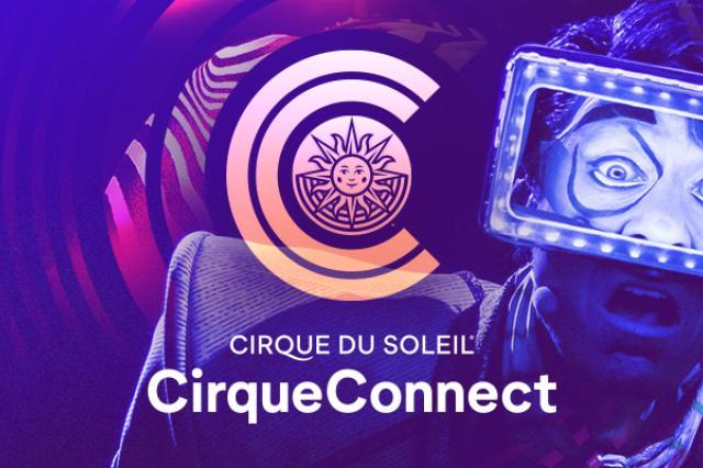 Новый микросайт для поклонников Cirque du Soleil