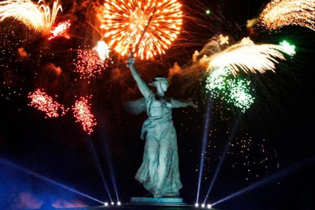 В Волгограде состоится акция «Свет Великой Победы»