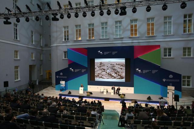 Карнавалы и праздники обсудили на Санкт-Петербургском международном культурном форуме