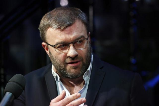 «В мужчине главное — щедрость». Михаил Пореченков отмечает юбилей!