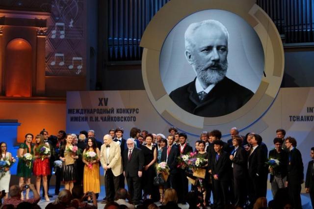 Лауреаты конкурса имени Чайковского отправятся в гастрольный тур
