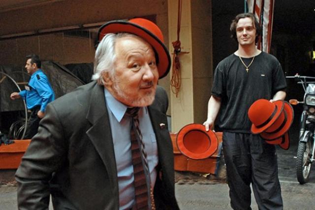 «Легенда Цирка!»: Леонид Костюк отмечает юбилей