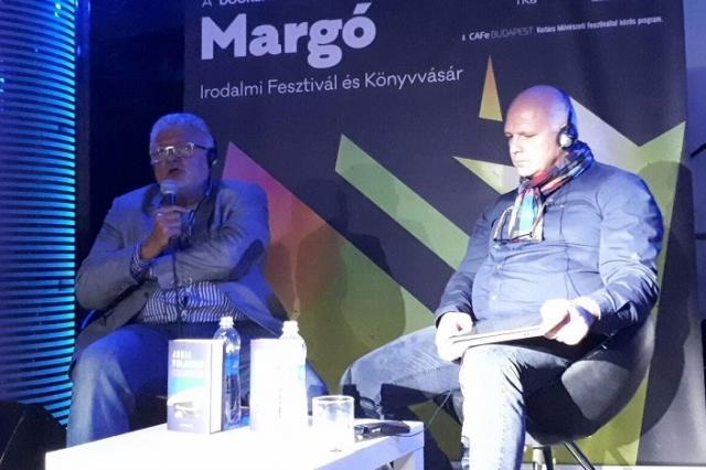 Писатель и драматург Юрий Поляков встретился с читателями в Венгрии
