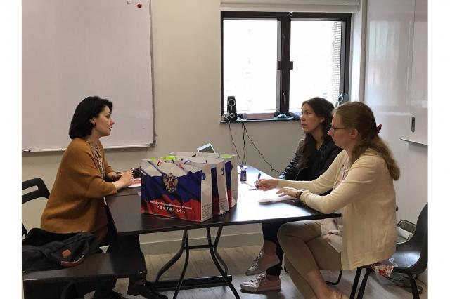 Российский культурный центр развивает связи с соотечественниками в Гонконге