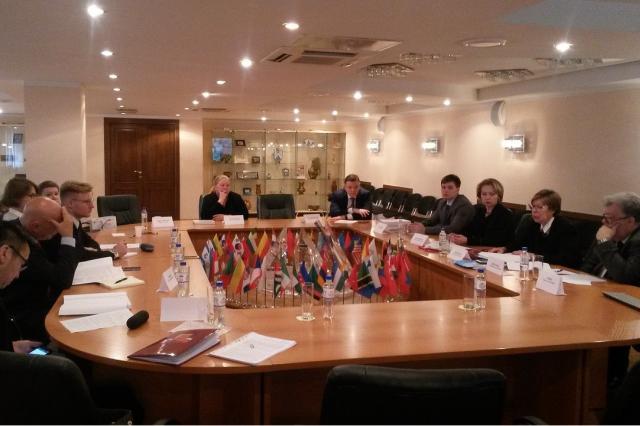 В Россотрудничестве обсудили механизмы гуманитарного сопровождения бизнеса