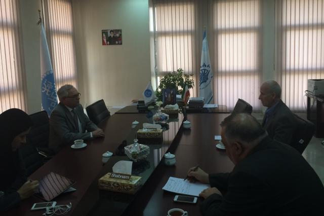 Перспективы двустороннего сотрудничества обсудили в Тегеранском университете