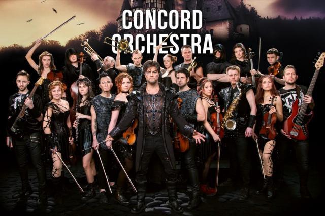 Concord orchestra Фабио Пирола: «Мы хотим сделать этот мир лучше!»