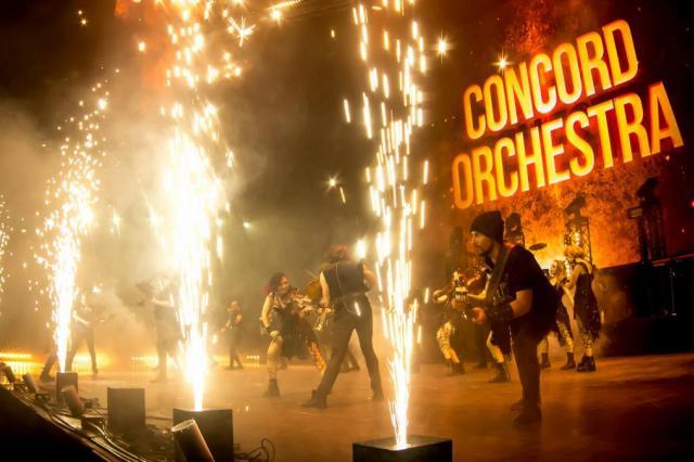 CONCORD ORCHESTA побеждает Тьму