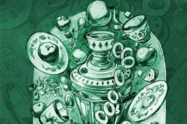 Издательство «Эксмо» и Татьяна Устинова представляют сборник «Переплеты в жизни»